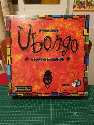 Juego de mesa familiar Ubongo