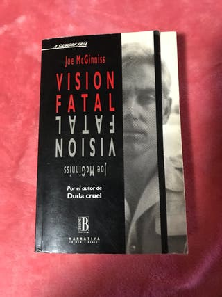 Novela terror Visión fatal