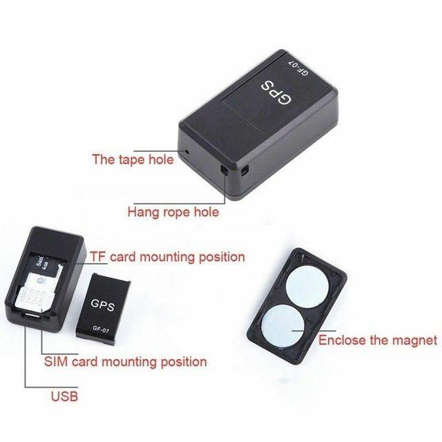 NUEVO - Localizador GPS con micrófono