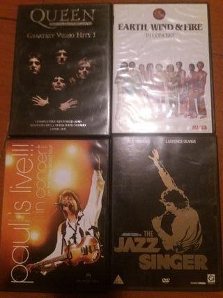 dvd colección
