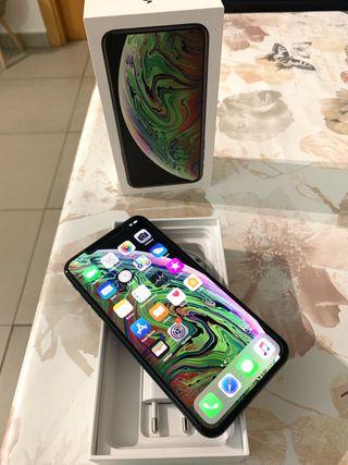 IPhone xs max 256gb gris espacial