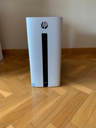 Vendo HP Ordenador Sobremesa & Pantalla 24''