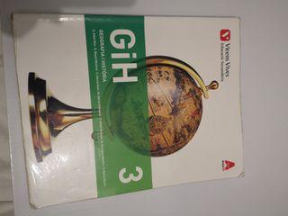 Libro geográfica historia 3 eso