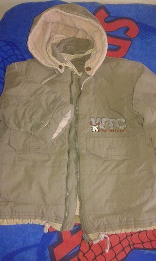chaqueta niño T-4