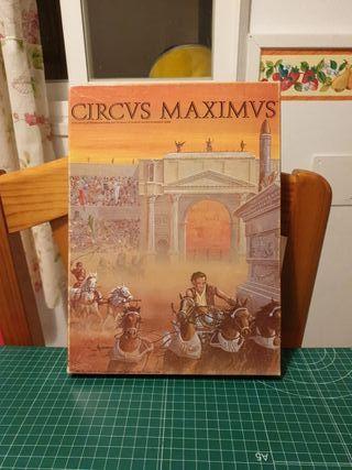 Juego de mesa Circus Maximus de Avalon Hill