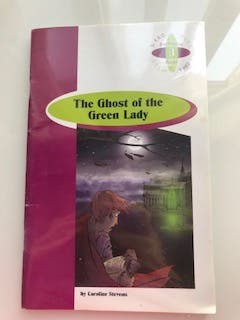 The Ghost of the Green Lady libro