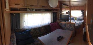 Caravana Hobby 3 ambientes