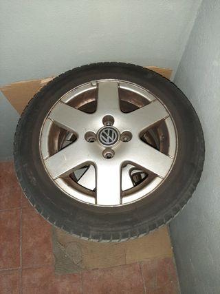 2 Llantas Volkswagen
