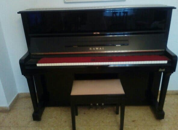 Piano de pared kawai, clemente pianos CS-21 S