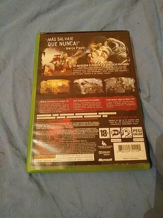 juego de xbox 360