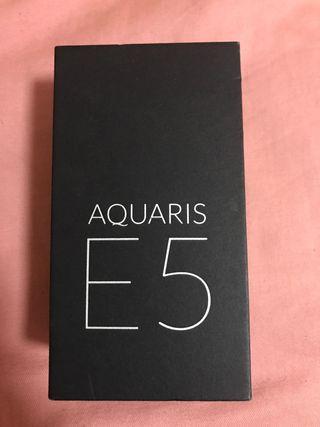 Movil Bq Aquaris E5