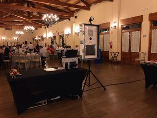 Fotomaton para bodas y eventos
