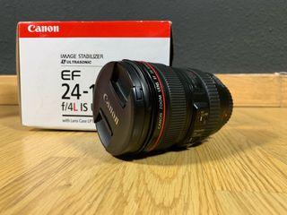 Canon EF 24-105 f4L ID USM