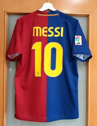 FC Barcelona 2008/09. S. MESSI. TRIPLETE. HISTÓRI