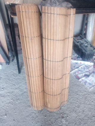 persianas de mercadillo
