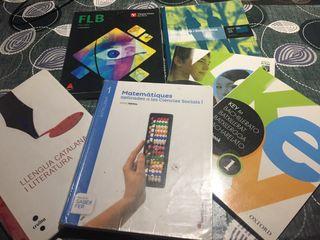 Workbook inglés Catala libro