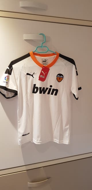 Camisetas Valencia CF