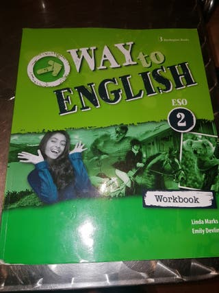 LIBRO DE INGLES DE 2 ESO WORKBOOK EDIT BURLINGTON