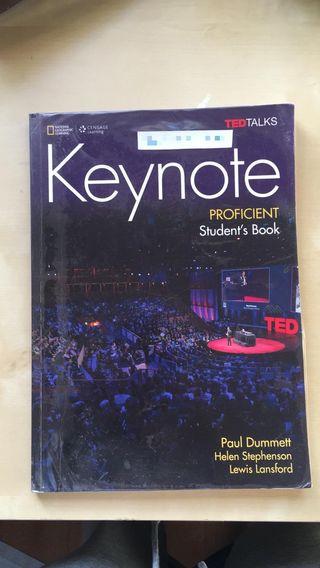 Keynote Proficient Student's book. TED TALKS