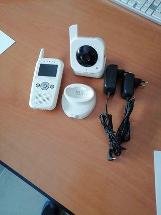 cámara vigilancia bebé Rimax