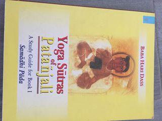 Regalo libro en inglés Yoga Sutras of Patanjali