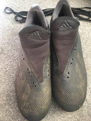 Men's adidas X football boots