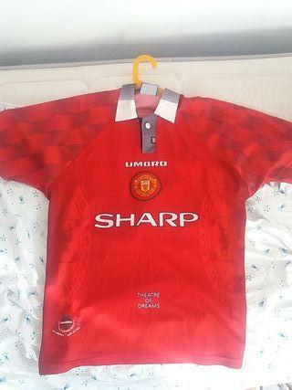 camiseta manchester united 1997