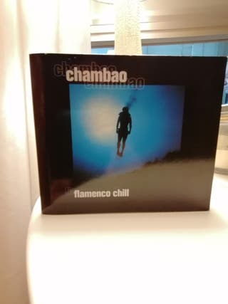 DISCO EN CD DOBLE DE CHAMBAO(FLAMENCO CHILL)