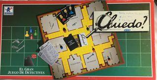 Juego de mesa Cluedo