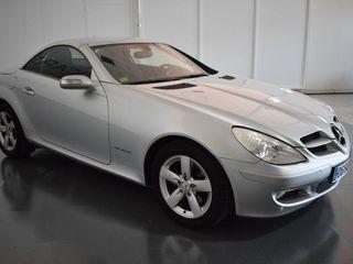 Mercedes Benz Clase SLK 200 K