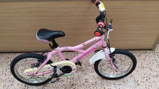 "Bicicleta ORBEA, Amanita de 14"""