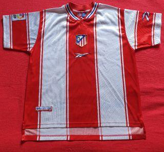 camiseta del Atletico de Madrid 1999/2000