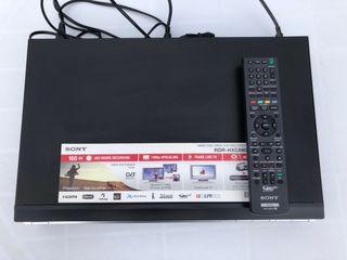 SONY RDR-HXD890 DVD reproductor y grabador