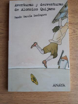 Libro Aventuras y desventuras de Alonsito Quijano,
