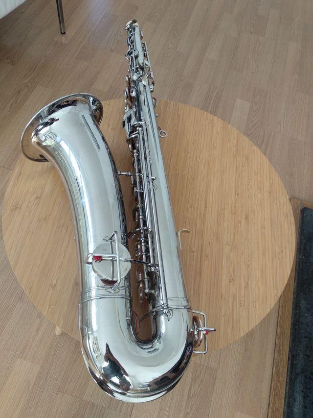 saxo tenor Keilwerth stencil