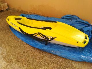 kayak (piragua) Bic ouassou rígido