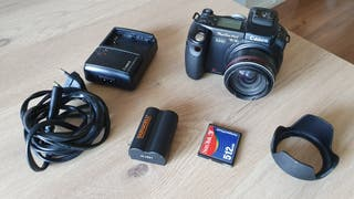 Cámara fotos Canon powershot pro 1