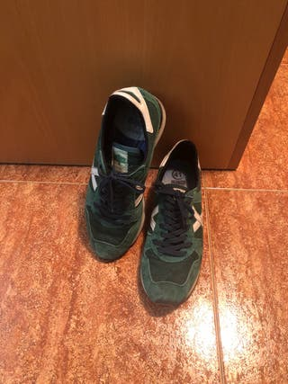 Zapatillas Múnich Verdes