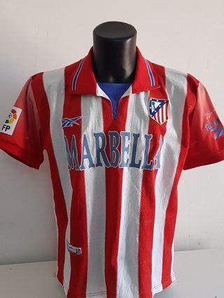 camiseta Reebok atlético de Madrid