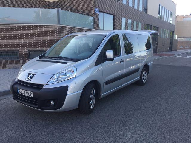 Peugeot Expert 2009