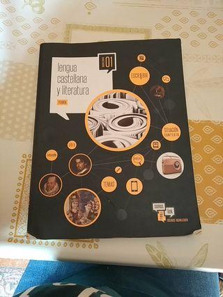 Libros Lengua Castellana y Literatura 1° Bachiller