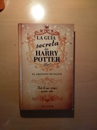 La guía secreta de Harry Potter