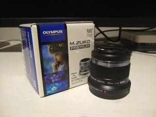 Olympus Zuiko 45mm 1.8 Nuevo