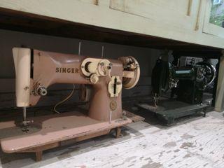 antiguas maquinas de coser