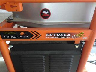 Generador eléctrico de gasolina