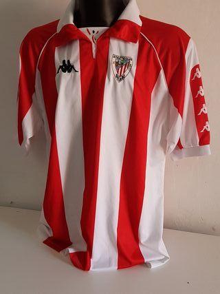camiseta Kappa Athletic de Bilbao
