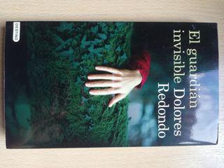 """Dolores Redondo """"El guardián invisible+El Valle p"""""""