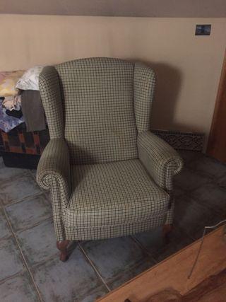 REGALO sillón