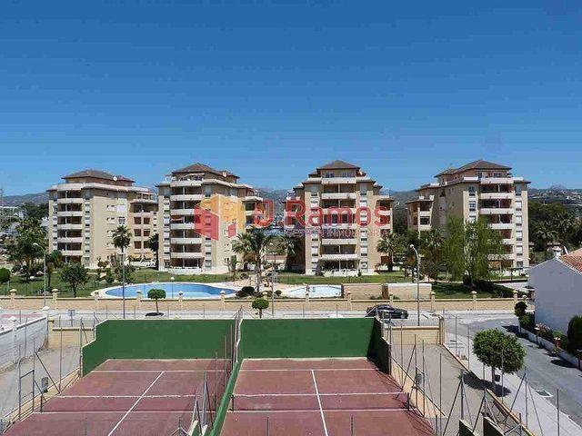 Piso en alquiler en Algarrobo (Algarrobo-Costa, Málaga)