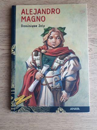 Libro Alejandro Magno. ISBN 9788466753876